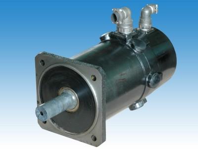 Серводвигатели постоянного тока серия MX, 47MBH, MBO