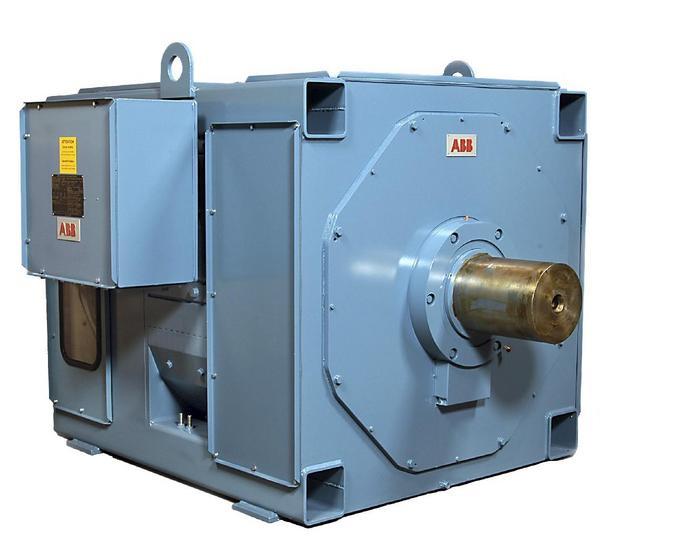 Высоковольтные электродвигатели ABB