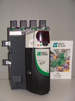 Привод постостоянного тока MENTOR MP и электродвигатель LSK компании LEROY SOMER