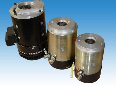 двигатели постоянного тока серия DH, применяються в портативной технике