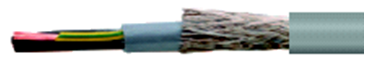 Кабель H05VVC4V5-K, H05VVC4V5-F,(NYSLYCYO-JZ), OLFLEX 140CY
