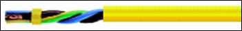 Кабель PUR GELB (N)YMH11YÖ, PUR-GELB, OLFLEX 450P
